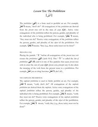 Download 10 the prohibition pdf pdf book