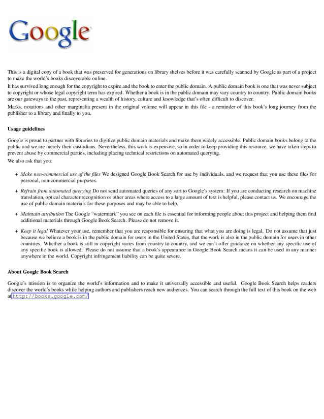 "James Bryce Bryce - Bryce on American Democracy, Selections from ""The American Commonwealth"" and ""The Hindrances to ..."
