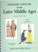 Download English costume of the later Middle Ages