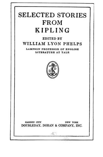 Download Selected stories from Kipling