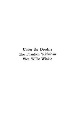 Download Under the deodars