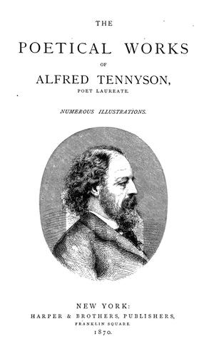 Download The poetical works of Alfred Tennyson ….