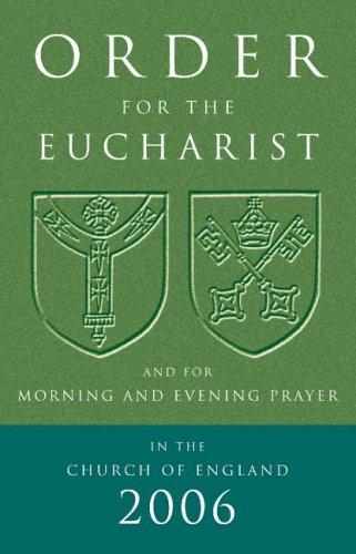 Order for the Eucharist