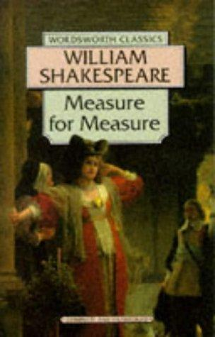 Download Measure for Measure (Wordsworth Classics) (Wordsworth Classics)