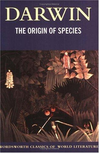 THE ORIGIN OF SPECIES (Wordsworth Collection) (Wordsworth Collection) by Charles Darwin