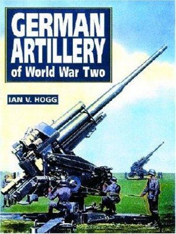 Download German artillery of World War Two