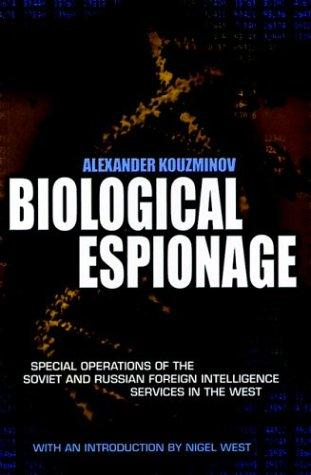 Download Biological Espionage