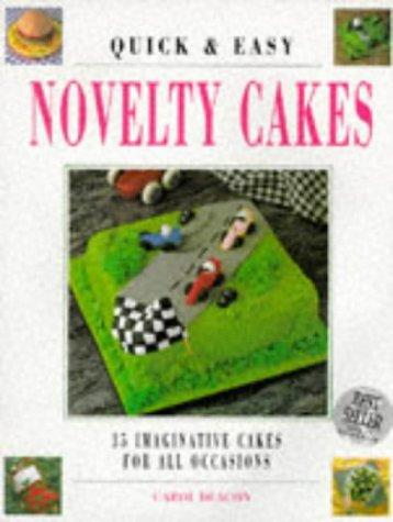 Quick & Easy Novelty Cakes