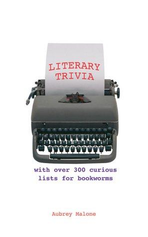 Download Literary trivia