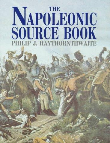Download The Napoleonic Source Book