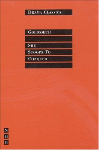 She Stoops to Conquer (Nick Hern Books)