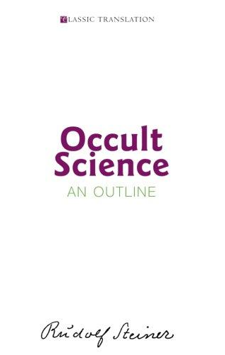 Occult Science by Rudolf Steiner