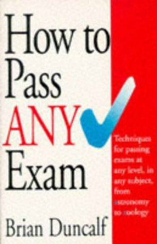 Download How to Pass Any Exam
