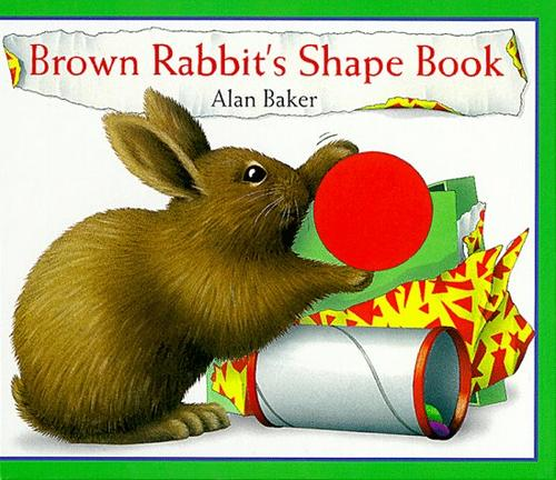 Download Brown Rabbit's shape book