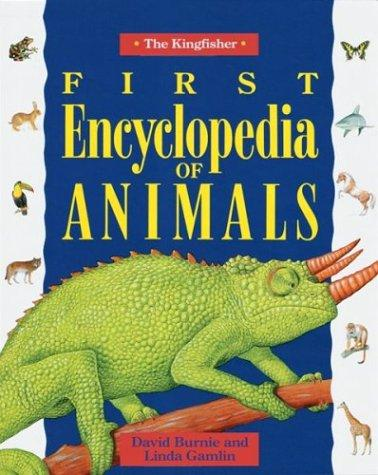 Download The Kingfisher first encyclopedia of animals