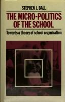 Download The micro-politics of the school