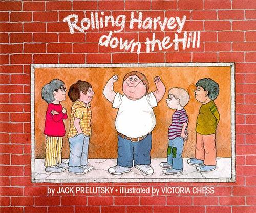 Download Rolling Harvey down the hill