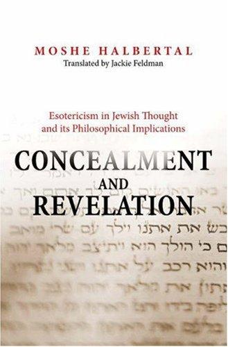 Download Concealment and Revelation