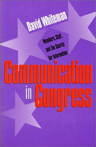 Download Communication in Congress
