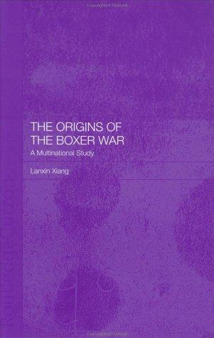 Download The origins of the Boxer War