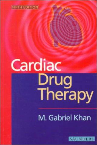 Download Cardiac Drug Therapy