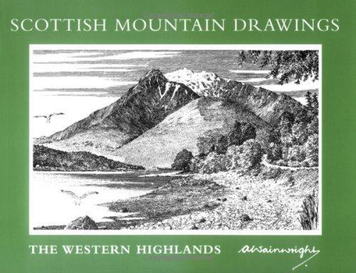 Scottish Mountain Drawings