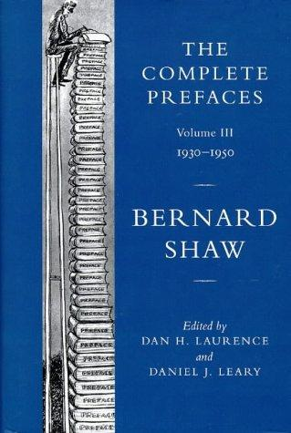 Download The Complete Prefaces