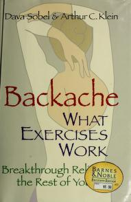 Cover of: Backache by Dava Sobel