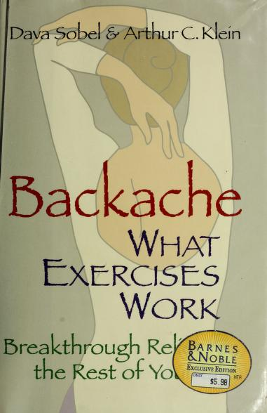 Backache by Dava Sobel