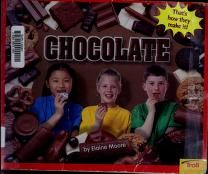 Cover of: Chocolate   Elaine Moore