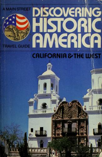 Cover of: Discovering historic America   general editor, S. Allen Chambers ; [text, Vicki Brooks ... et al.].
