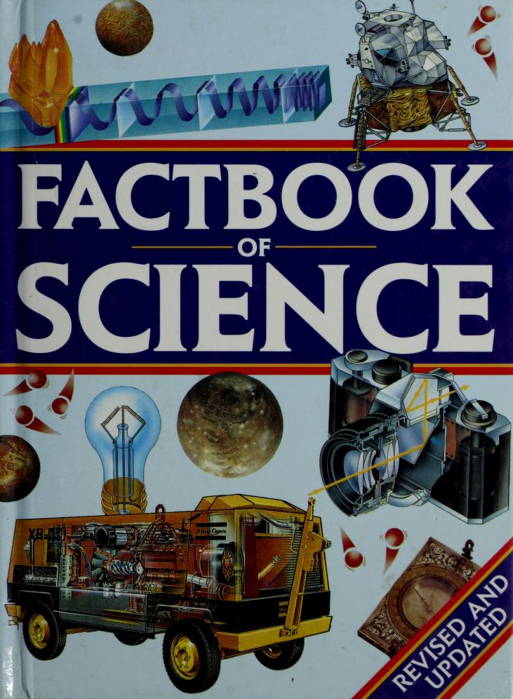 Factbook of Science by Michael W. Dempsey
