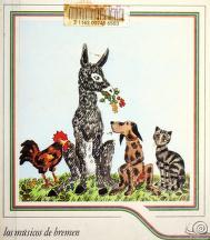 Cover of: Los musicos de Bremen   Jacob Grimm