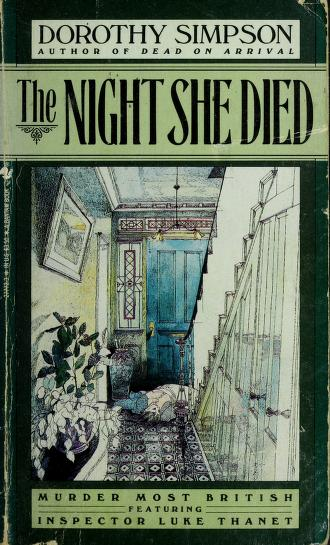 Night She Died, The by Simpson, Dorothy