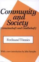 Community & society