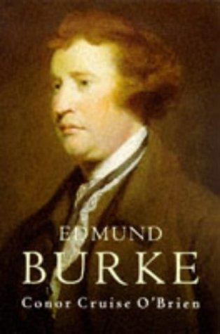 Edmund Burke by Conor Cruise O'Brien