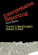 Interpretative reporting