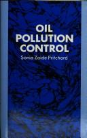 Oil pollution control by Sonia Z. Pritchard
