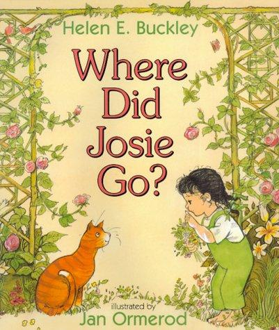Where did Josie go? by Helen Elizabeth Buckley