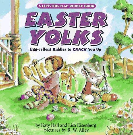Easter yolks by Katy Hall