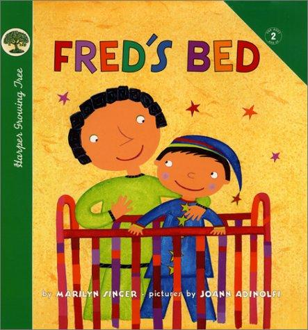 Fred's bed by Marilyn Singer