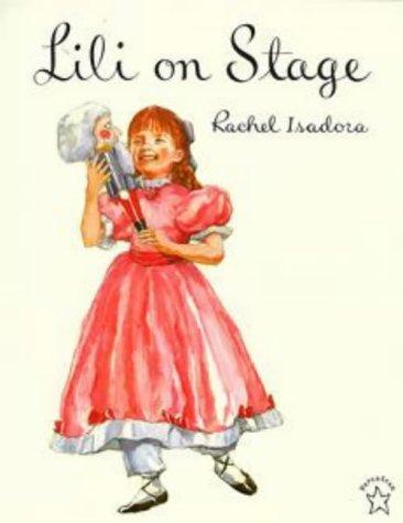 Lili on Stage