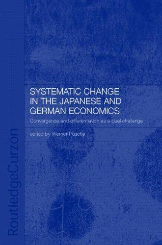 Systemic change in the Japanese and German economies by Werner Pascha