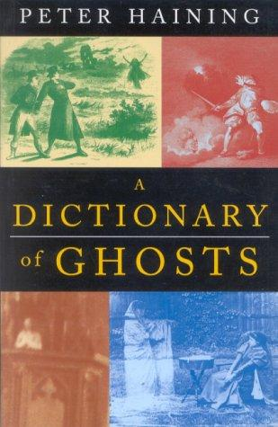 A dictionary of ghosts by Peter Høeg