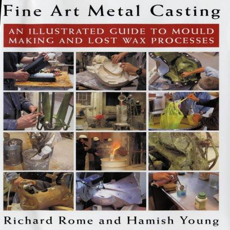 Fine art metal casting by Richard Rome, Hamish Young