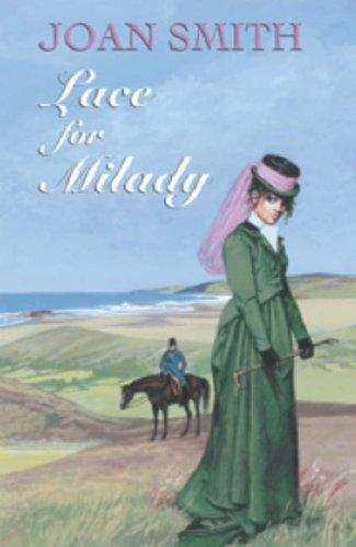 Lace for milady by Joan Smith