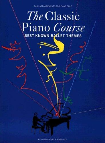 The Classic Piano Course by Barrie Carson Turner
