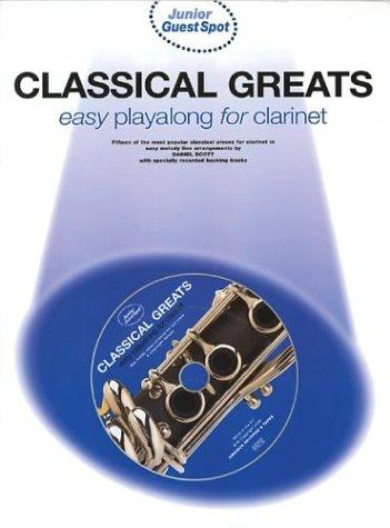 Junior Guest Spot Classical Greats by Daniel Scott