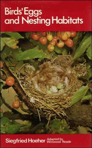 The pocket encyclopaedia of birds' eggs and nesting habitats by Winwood Reade
